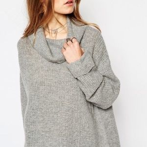 Free People Sweaters - Free People Sidewinder Wool Pullover Sweater